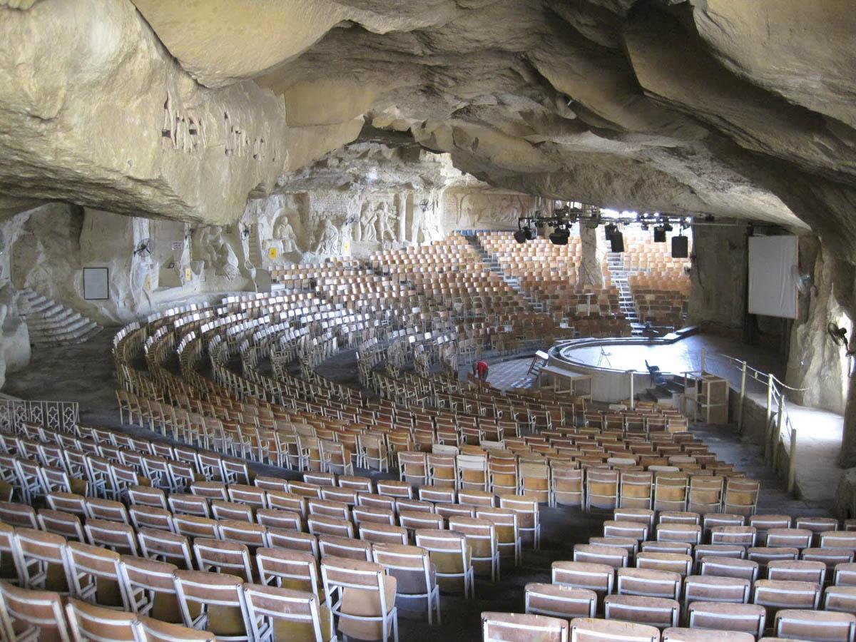 The Monastery of St. Simon, Moqattam cave