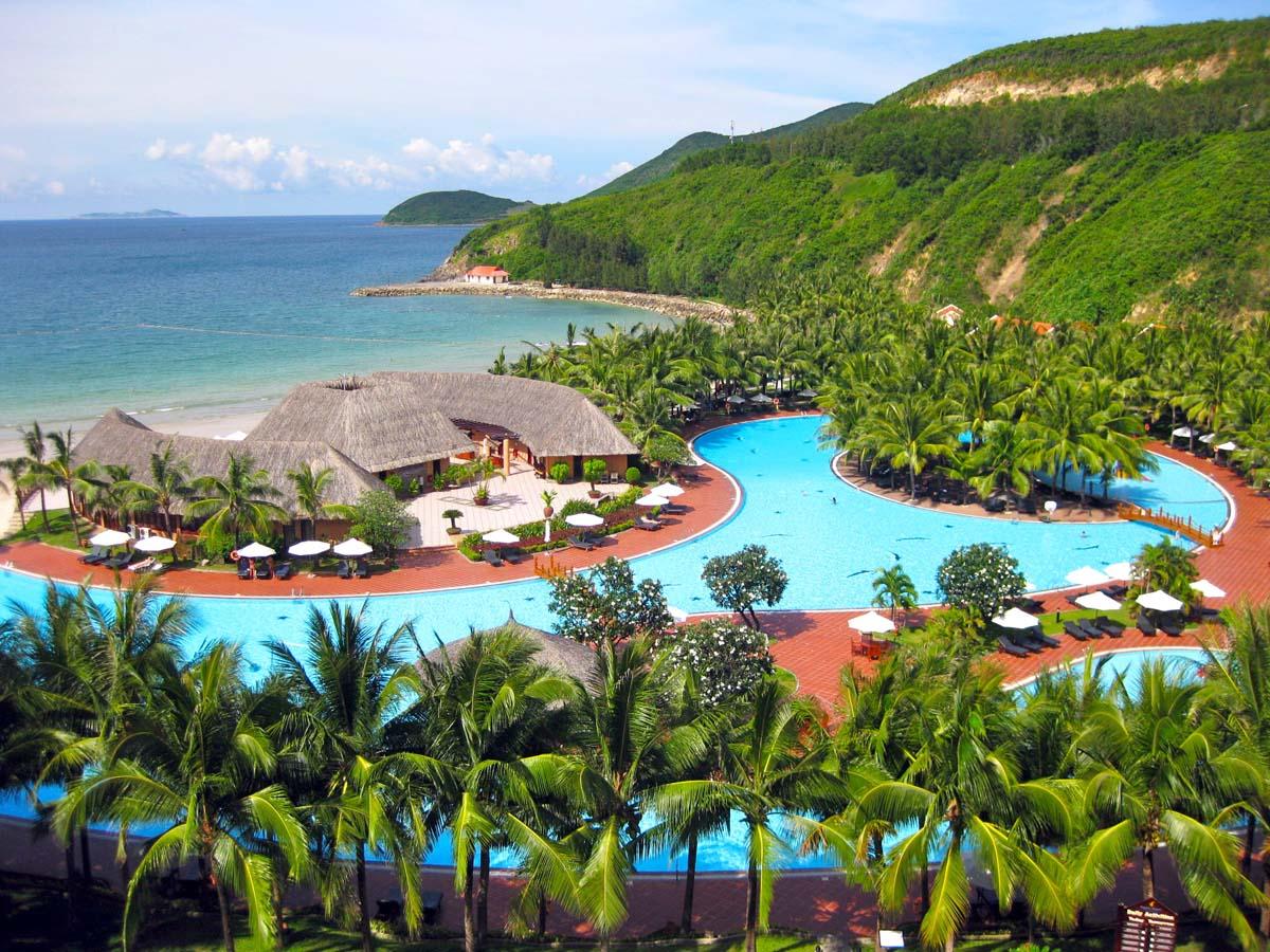 Vinpearl resort, Nha Trang, Vietnam