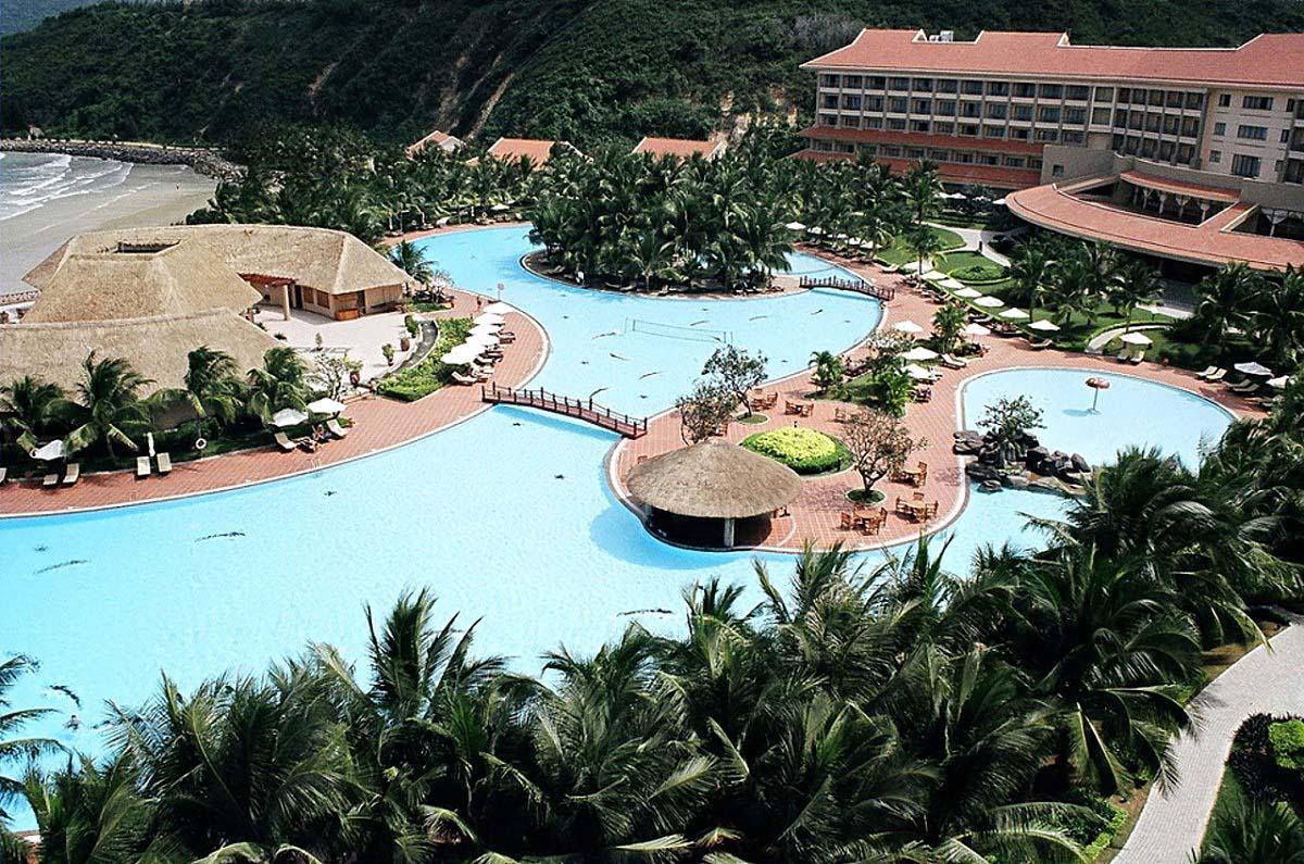 Vinpearl resort, Nha Trang