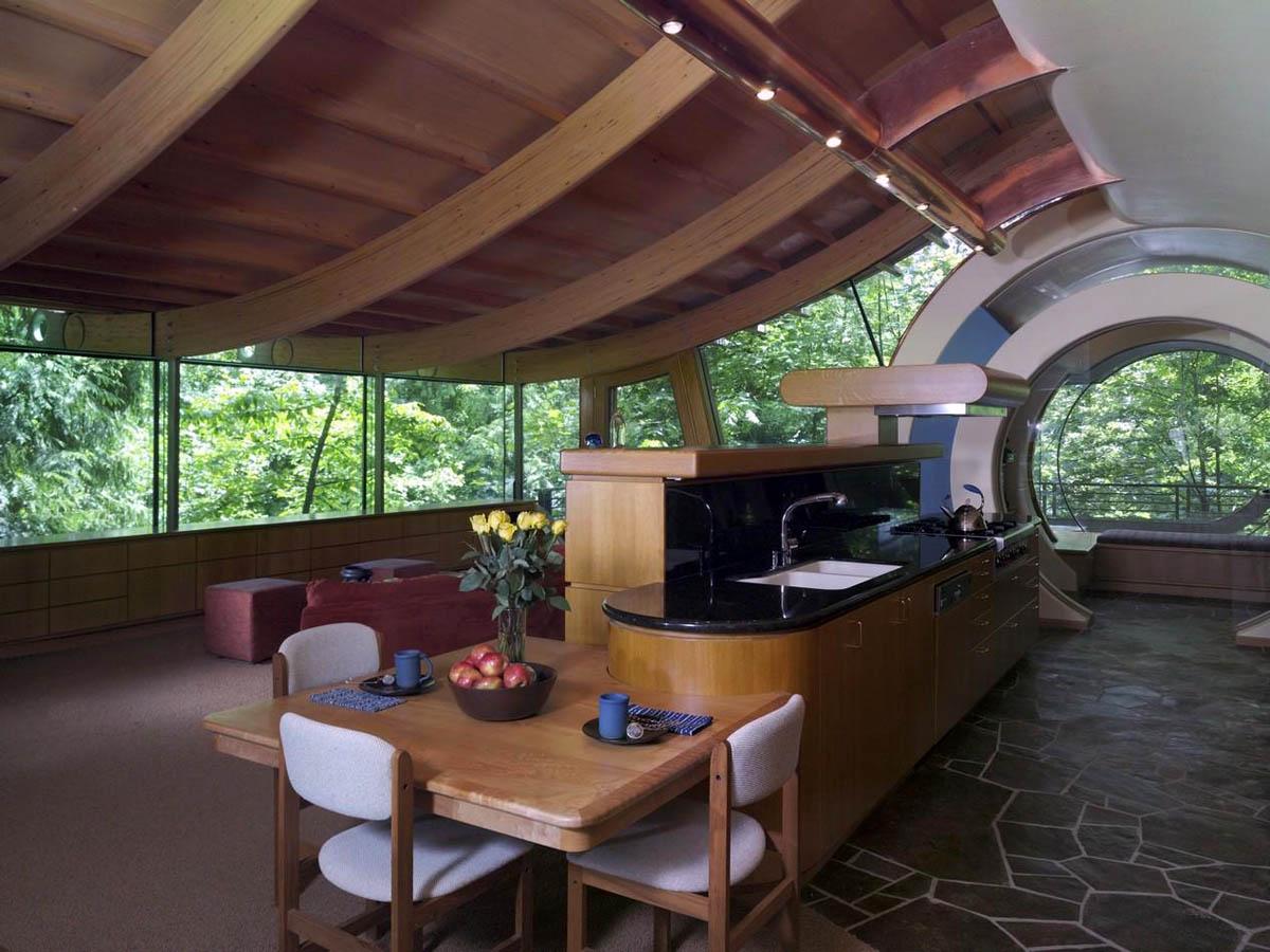 Wilkinson Residence, Oregon