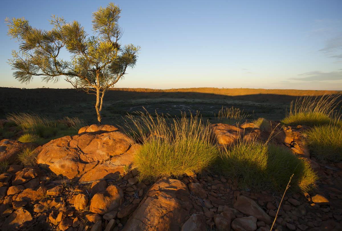 Wolfe Creek Meteorite Crater, Australia