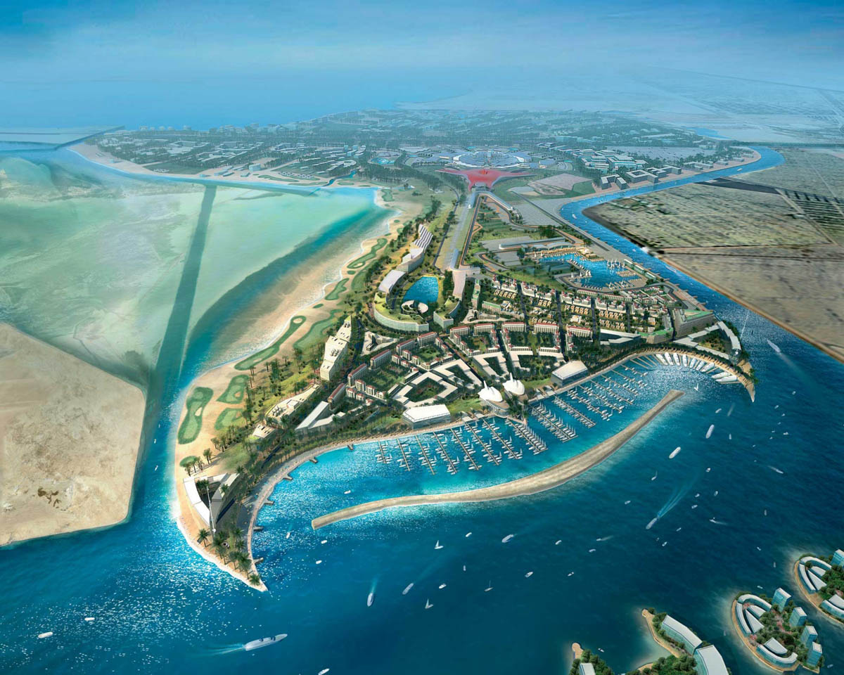 Yas Island, Abu Dhabi, UAE