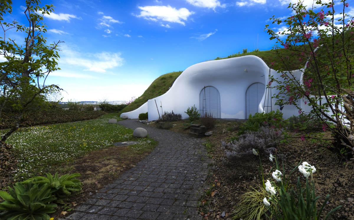 Земляной дом, Дитикон, Швейцария