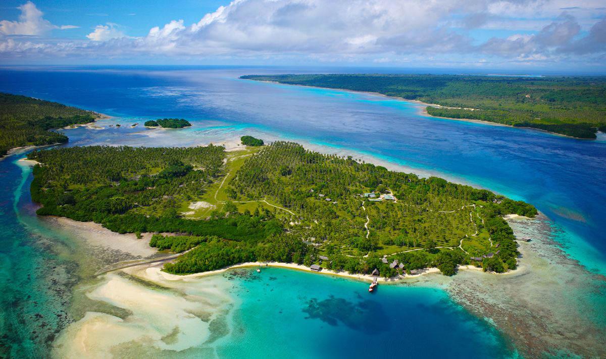 частный остров Ратуа, Вануату, Меланезия
