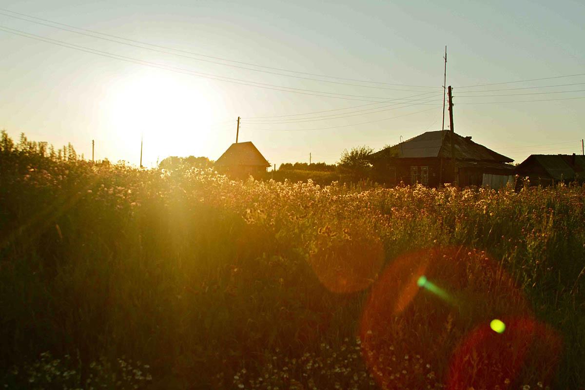 деревня Турнаево, Тюменская область