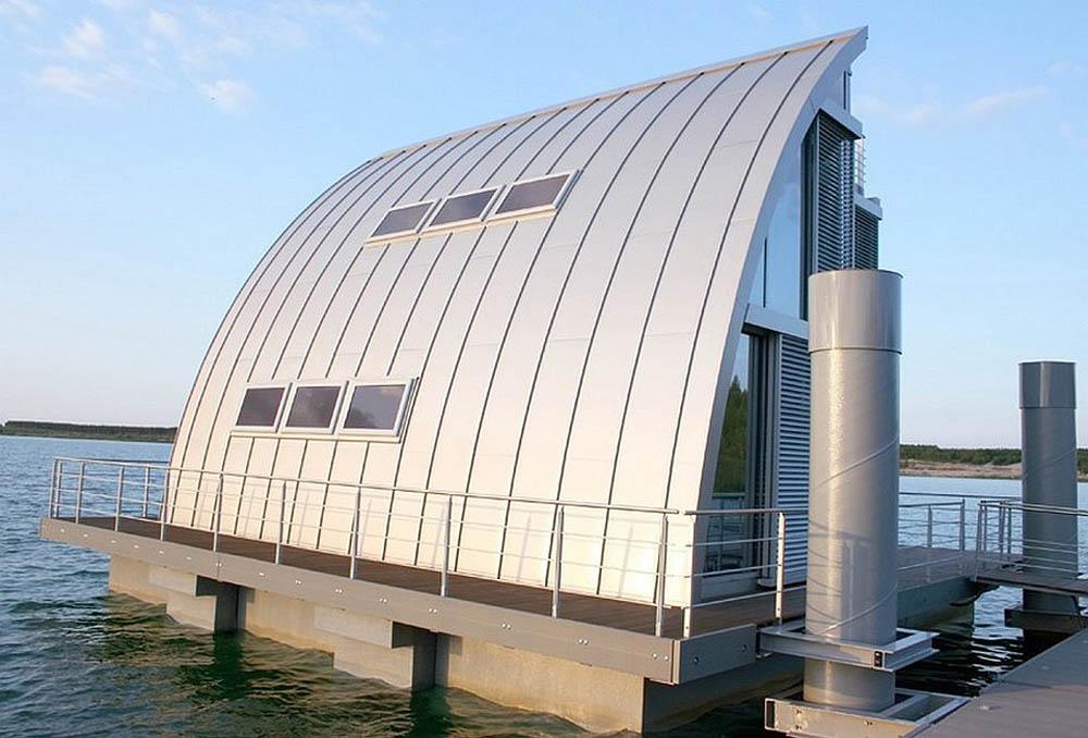 эко-гостиница Lausitz в Лужице, Германия