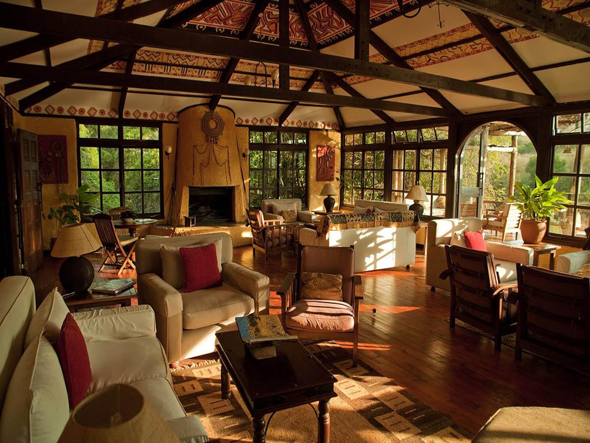 эко-гостиница Olonana, Кения