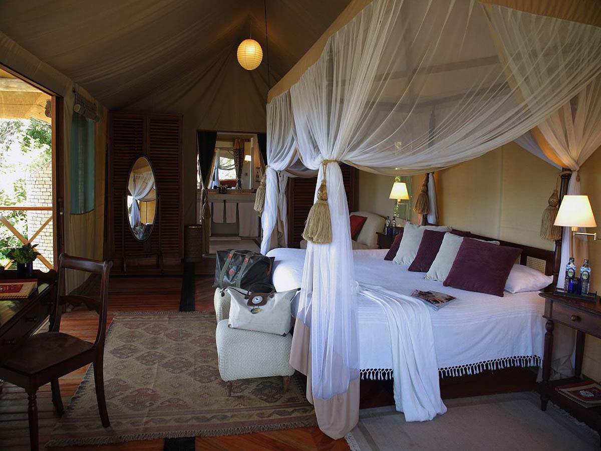 эко-гостиница Olonana, заповедник Масаи Мара, Кения