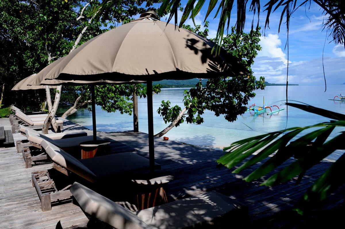 эко-курорт Ратуа, Океания