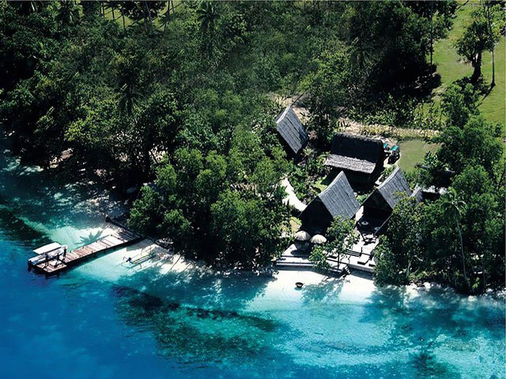 эко-курорт Ратуа, Вануату, Меланезия