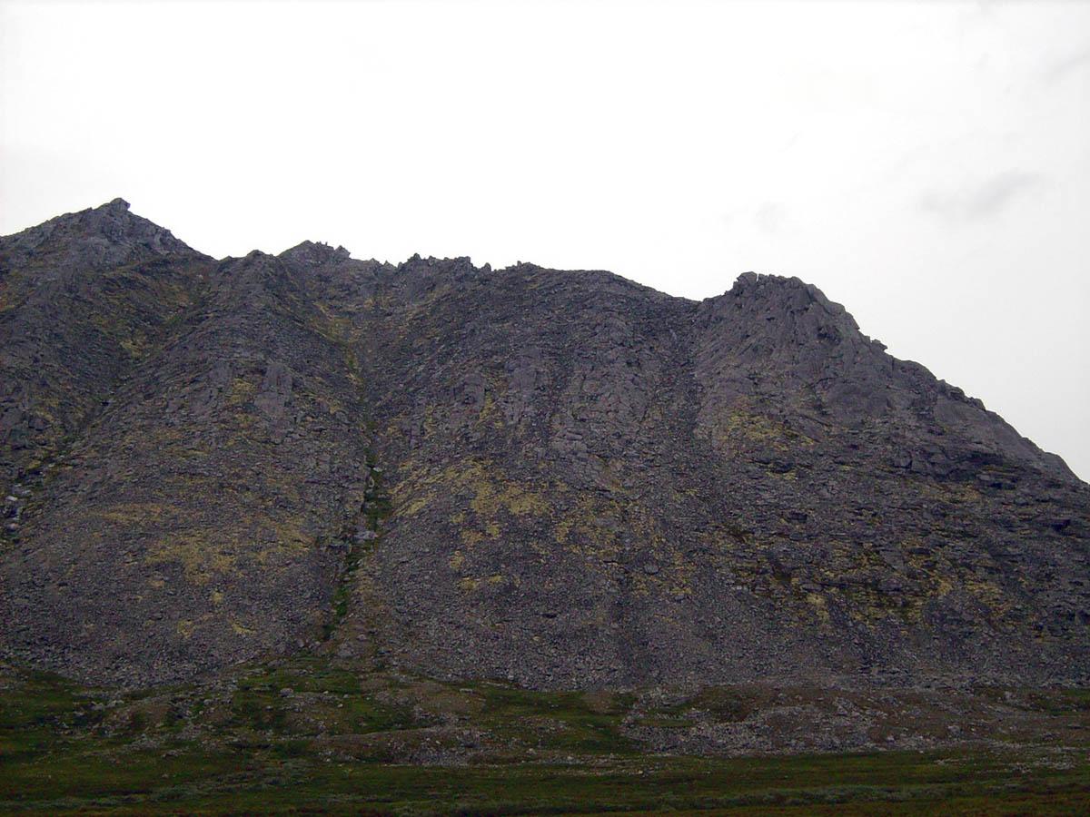 гора Старик