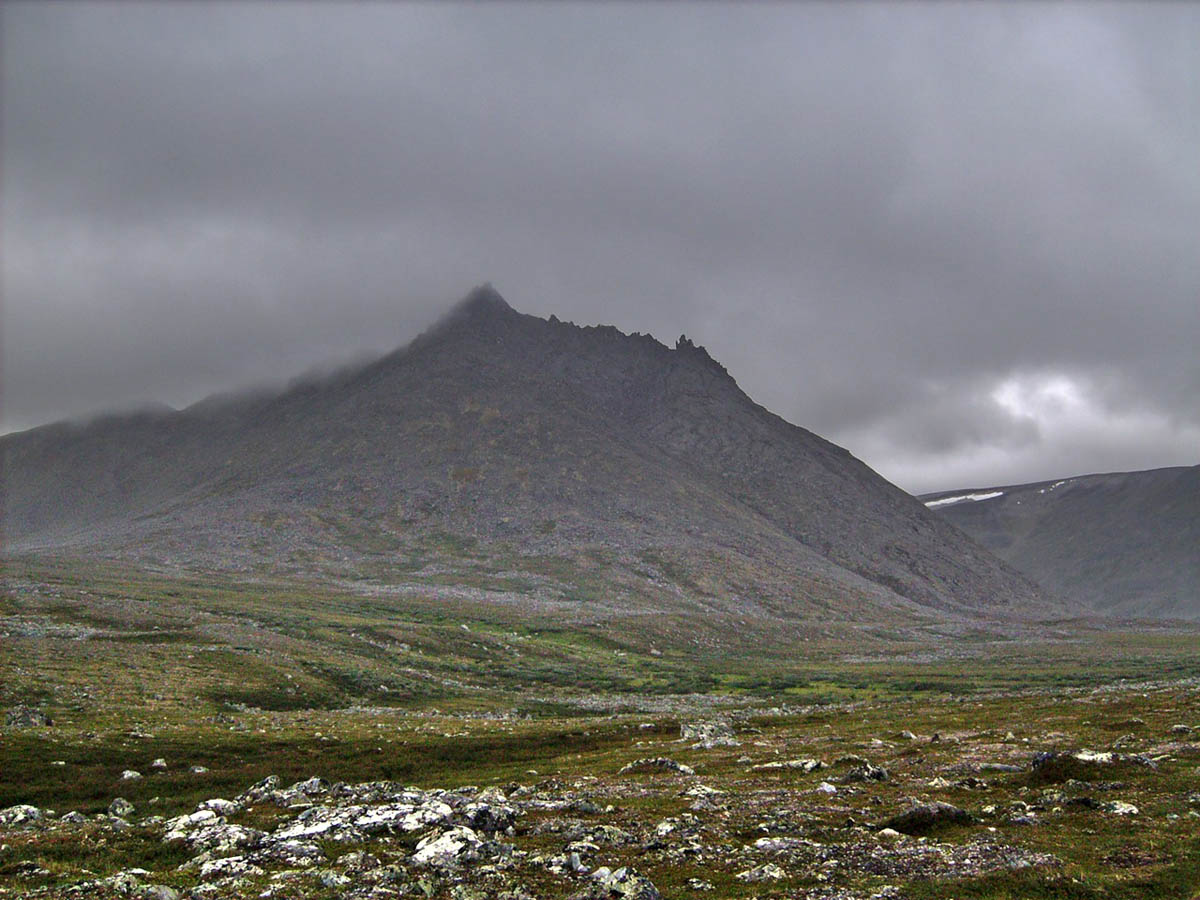 гора Старуха