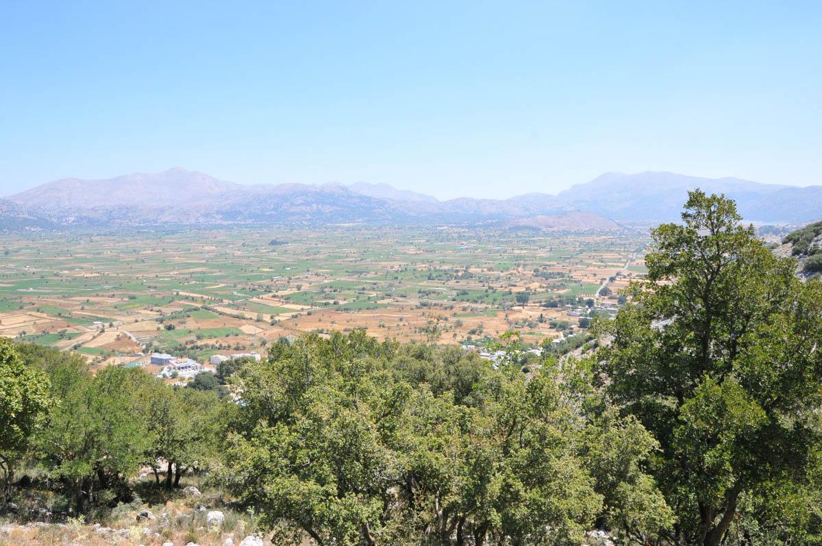 горы Дикти, Греция