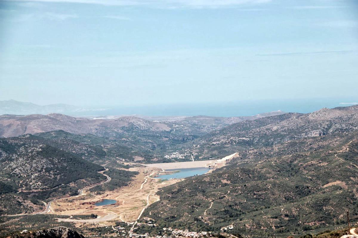 горы Дикти, Крит, Греция