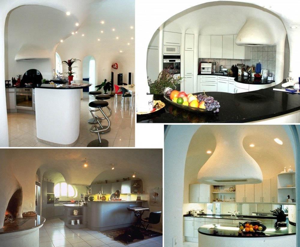 interior Earth house