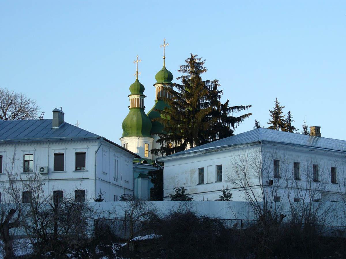 монастырь Китаевская Пустынь, Киев, Украина