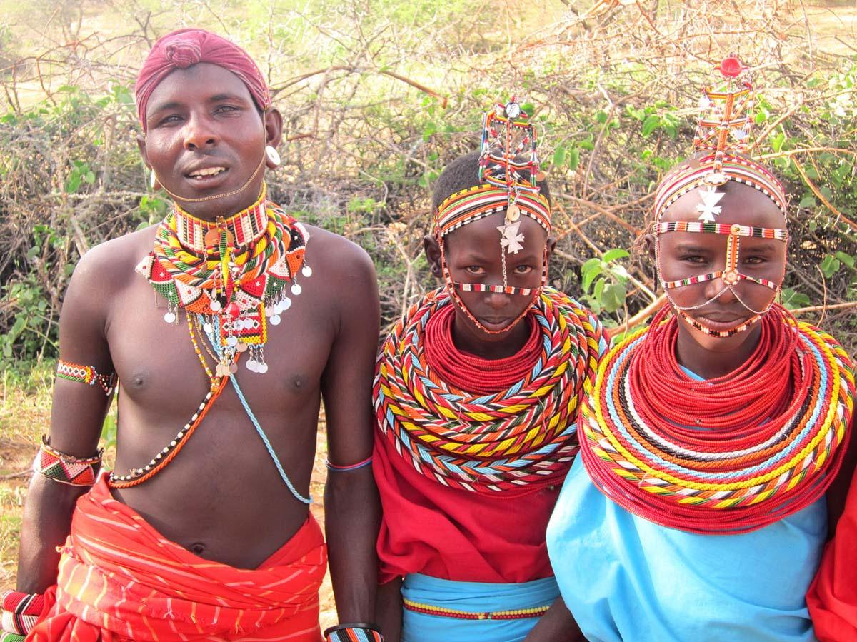народ масаи, Кения