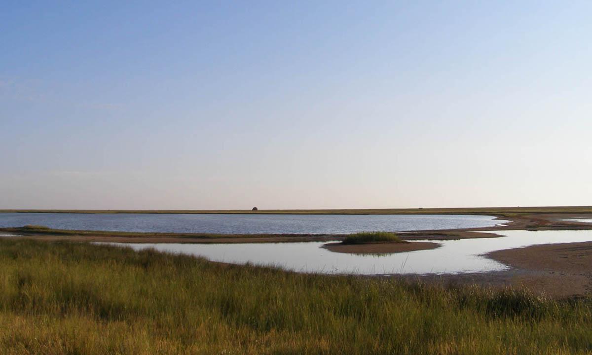 остров Бирючий, Украина