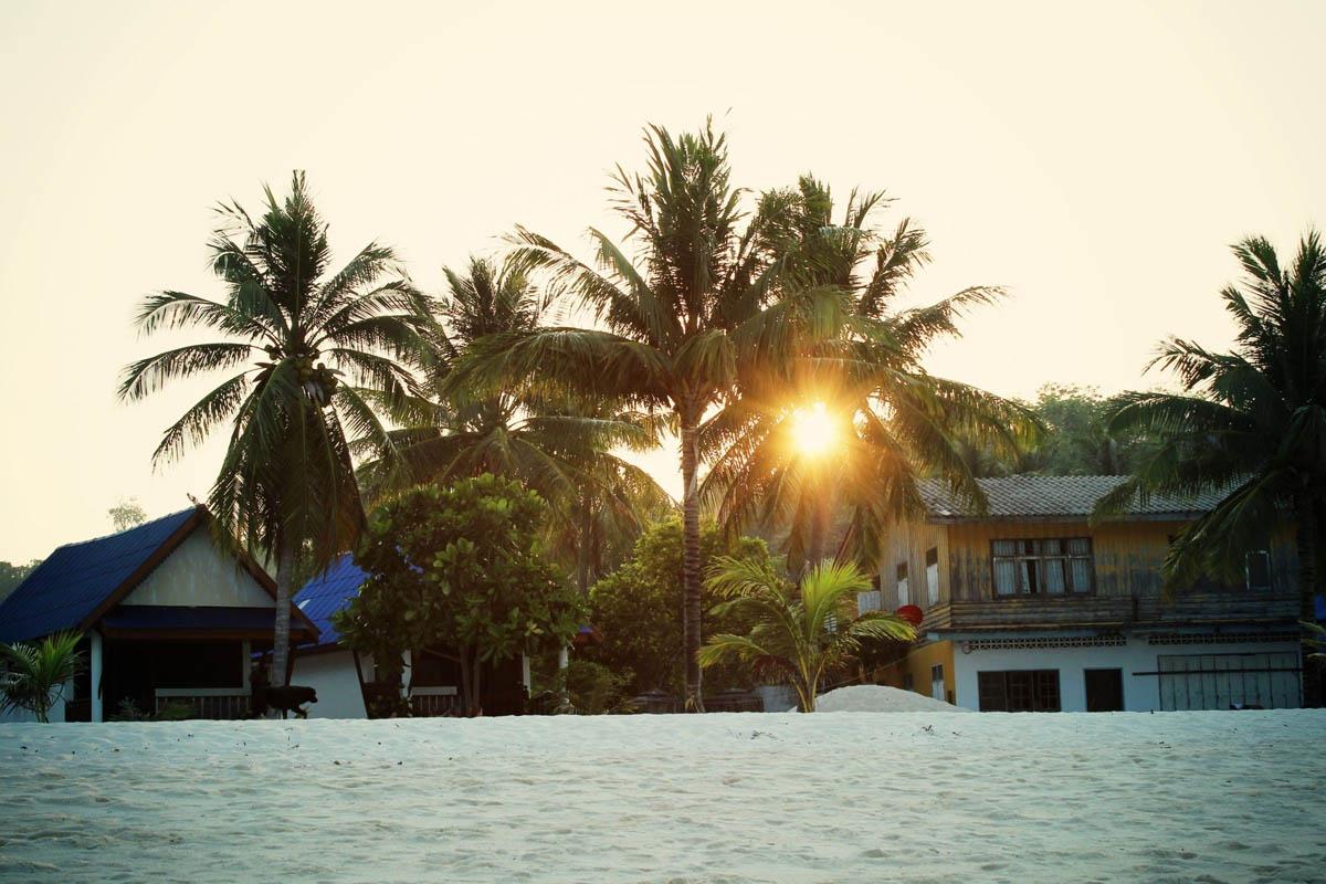 остров Ко Липе в Таиланде