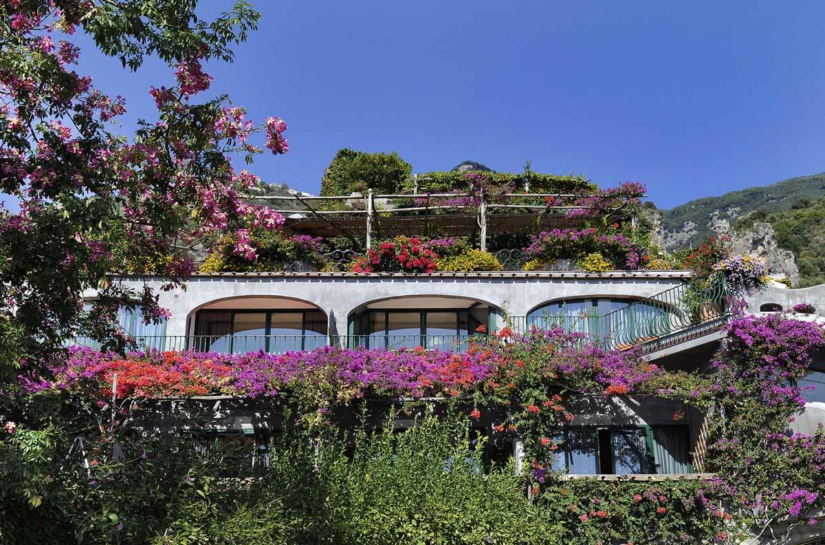 отель ІІ San Pietro di Positano 5 в Италии