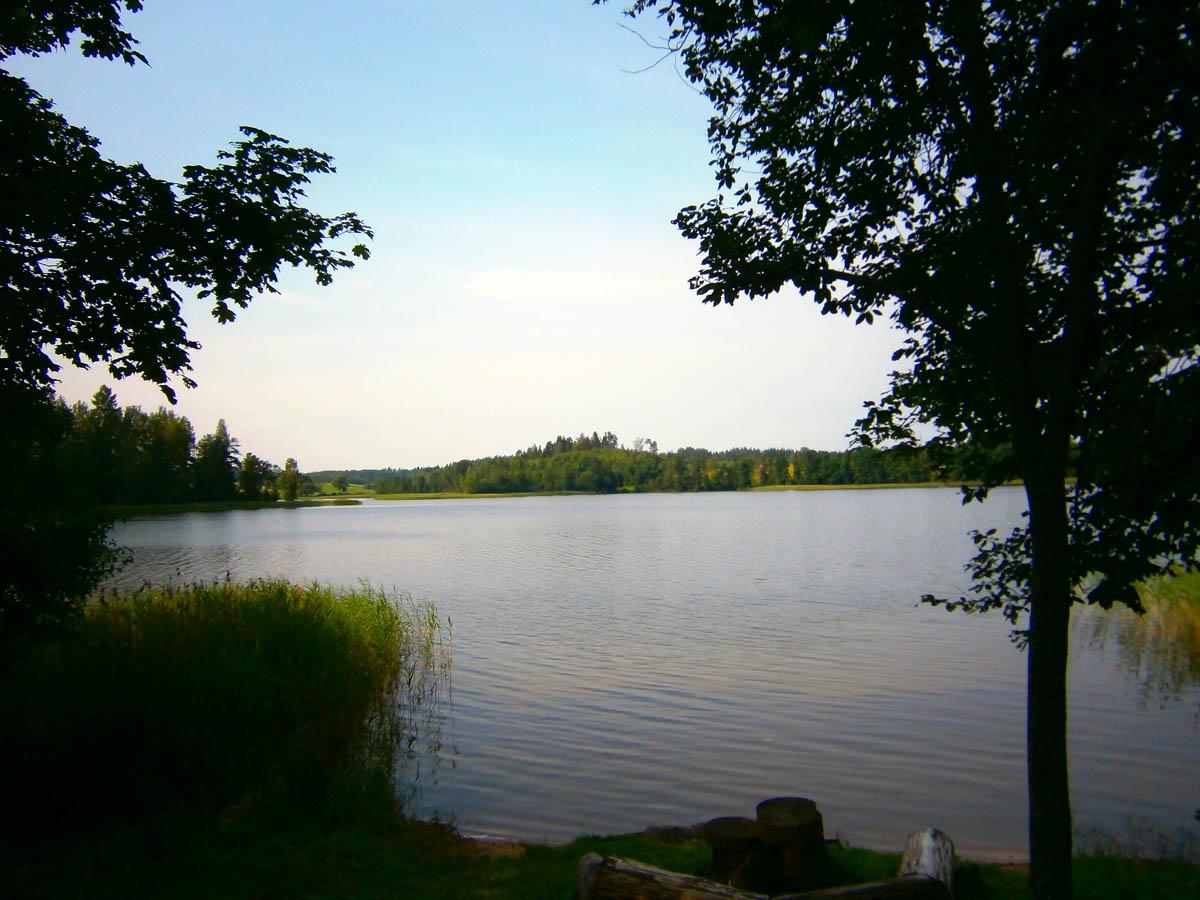 озера Латгалии, Латвия