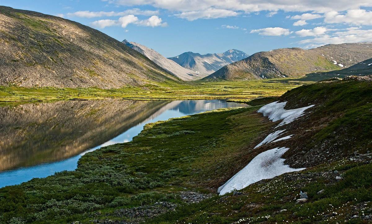 озеро Большое Балбанты
