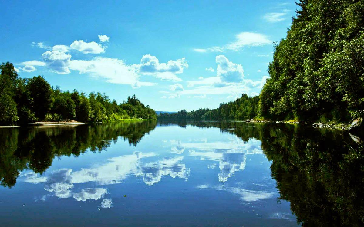 озеро Чаны в Новосибирске