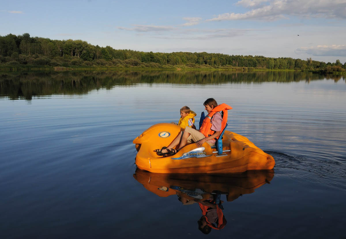 озеро Светлояр, Воскресенское Поветлужье