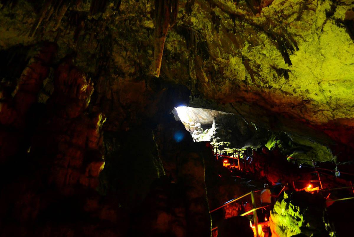 пещера Зевса, Крит, Греция