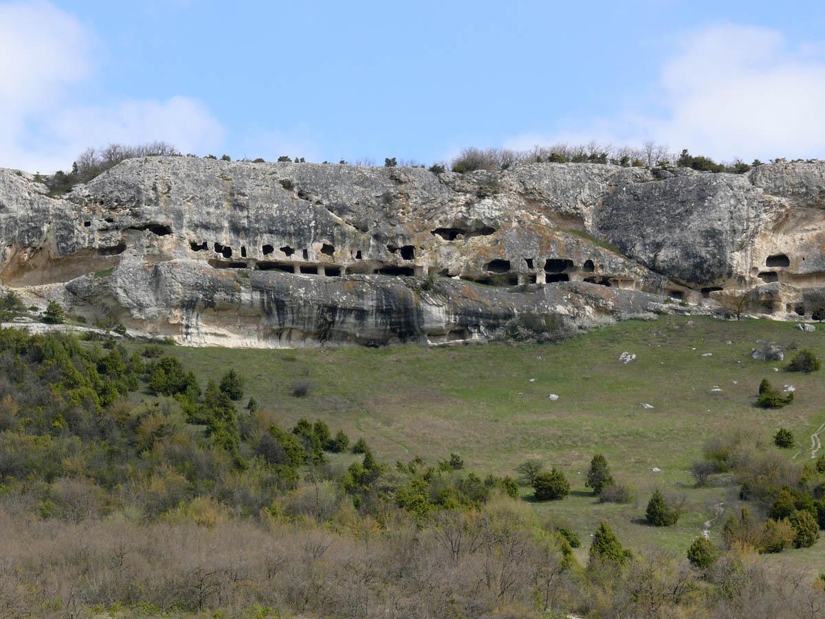 пещерный монастырь Челтер-Мармара, Бахчисарай, Крым