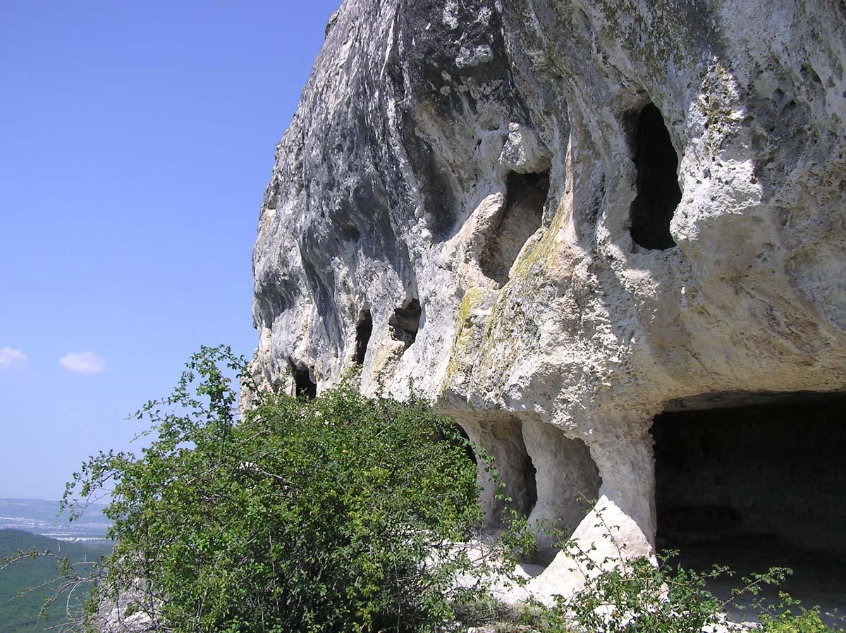 пещерный монастырь Челтер-Мармара, Крым