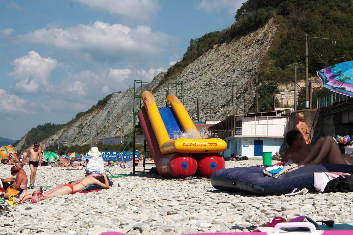 пляж Дедеркоя