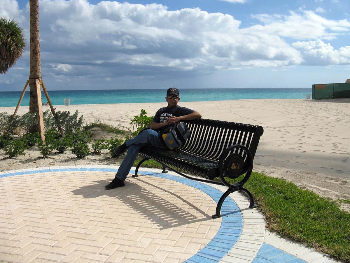 пляж Холовер, Майами