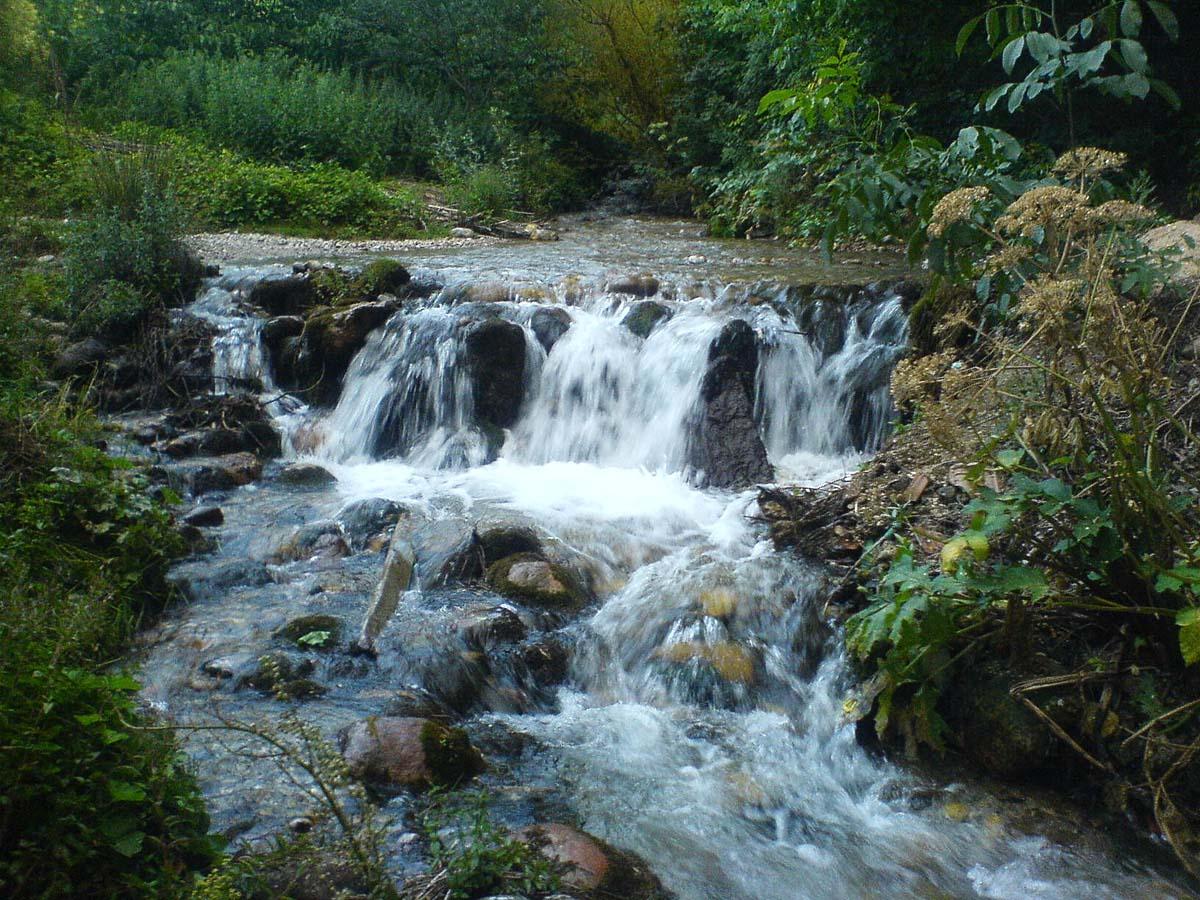 река Мунзур, Турция