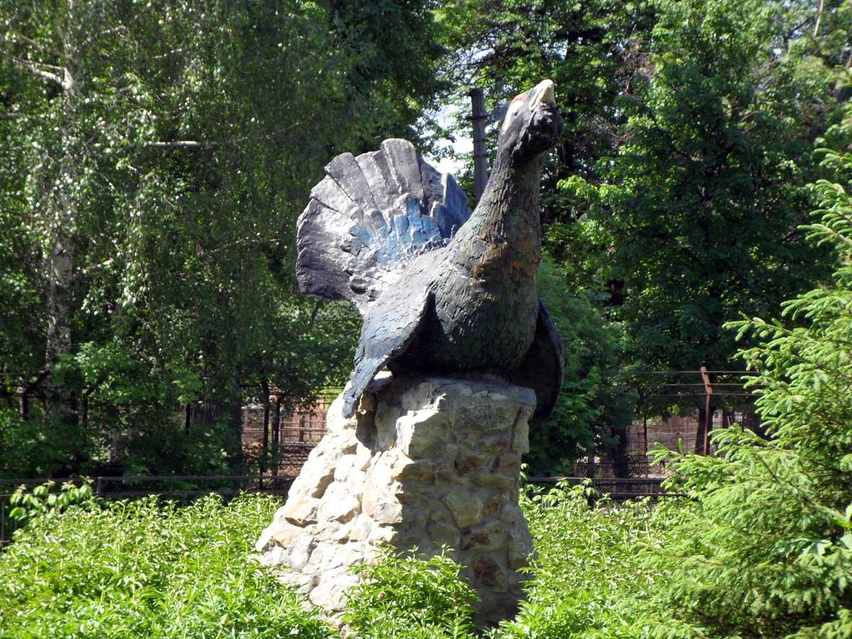 символ Пензенского зоопарка