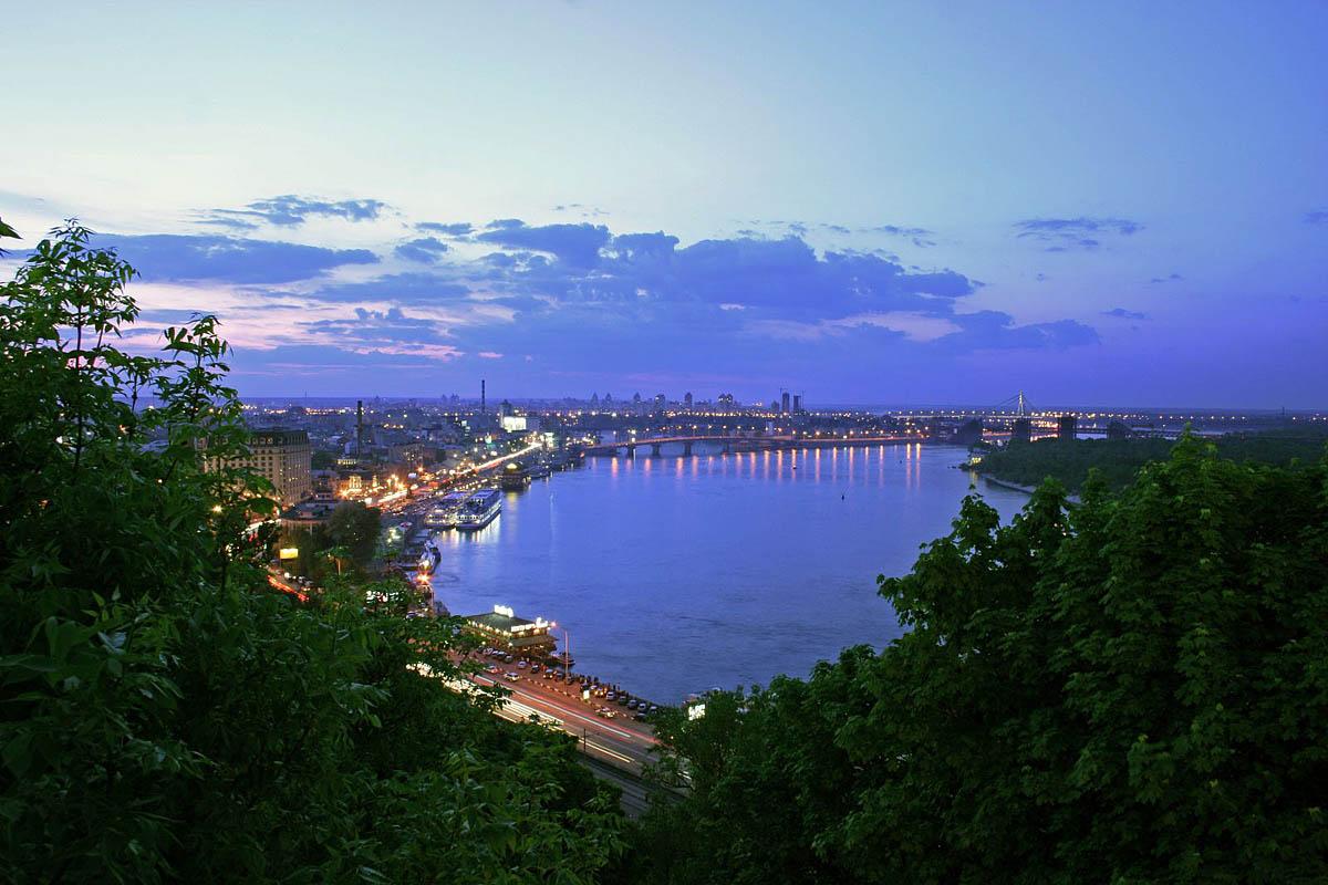 зелень в Киеве