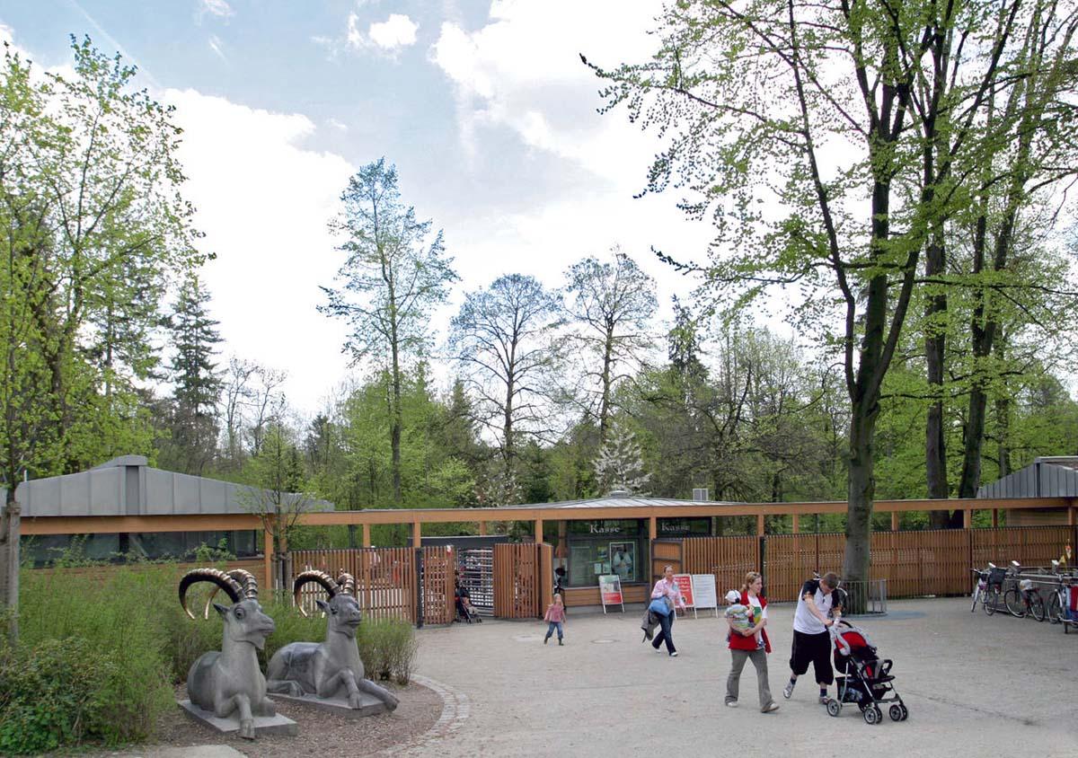 зоопарк Хеллабрунн, Мюнхен