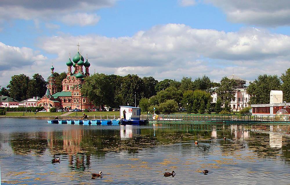 Актеркины пруды, Москва