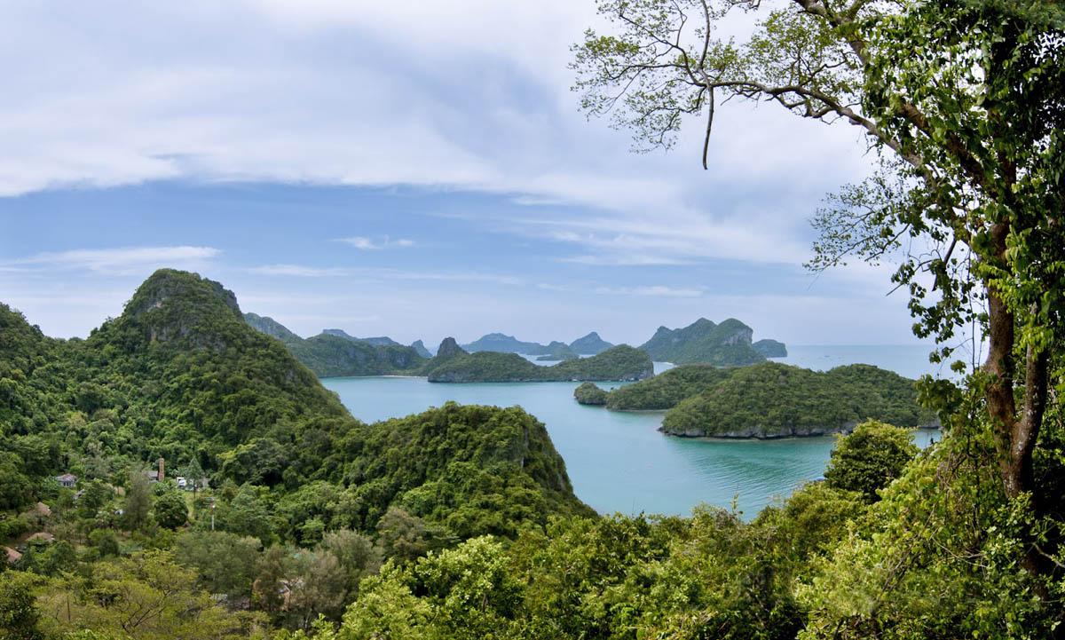 Ang Thong National Marine Park Ko Wua Ta Lap