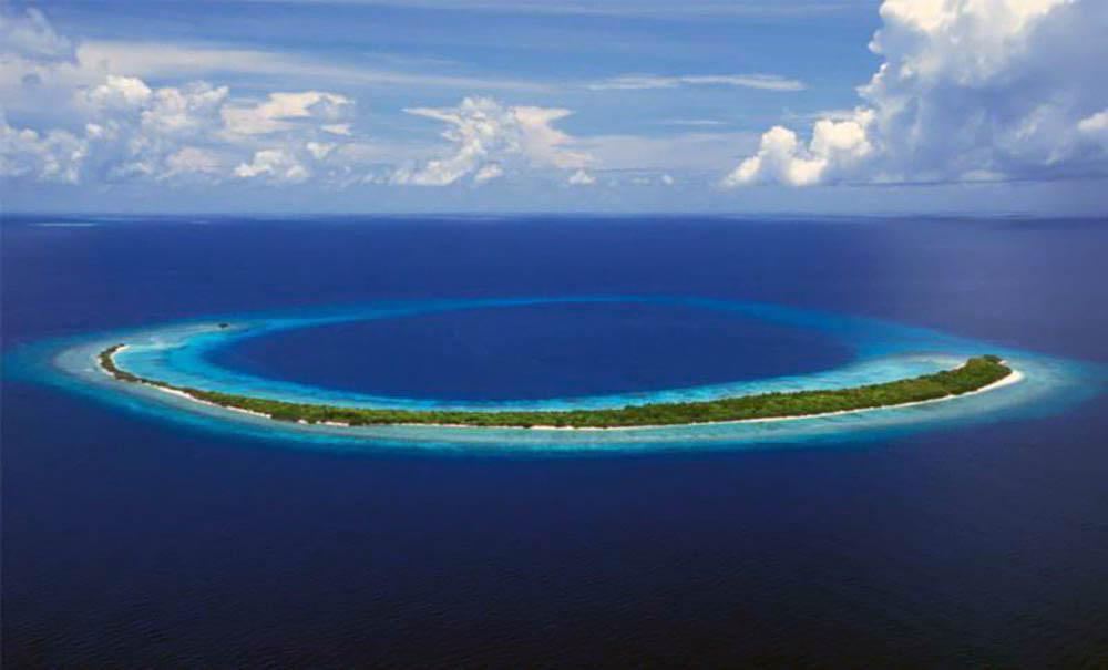 Банановый риф, Мальдивы