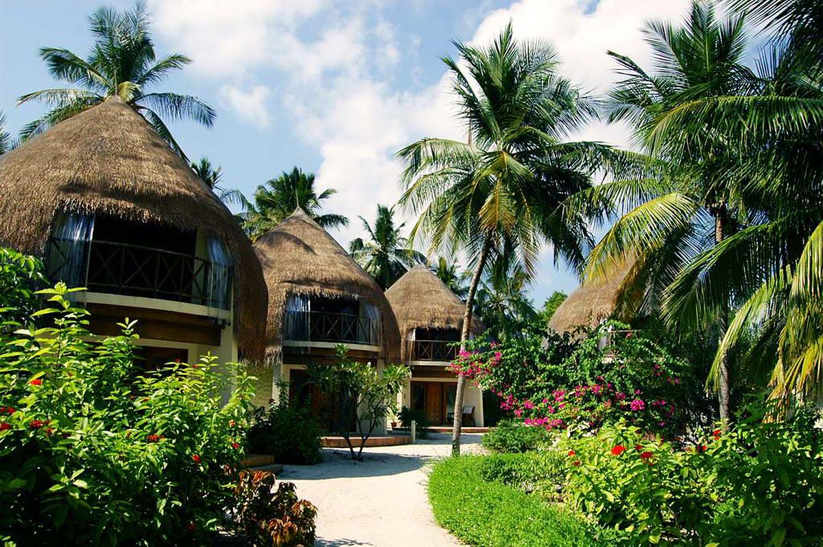 Bandos Island, Maldives