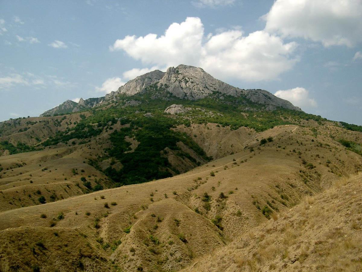 Эчки-Даг, Феодосия, Крым