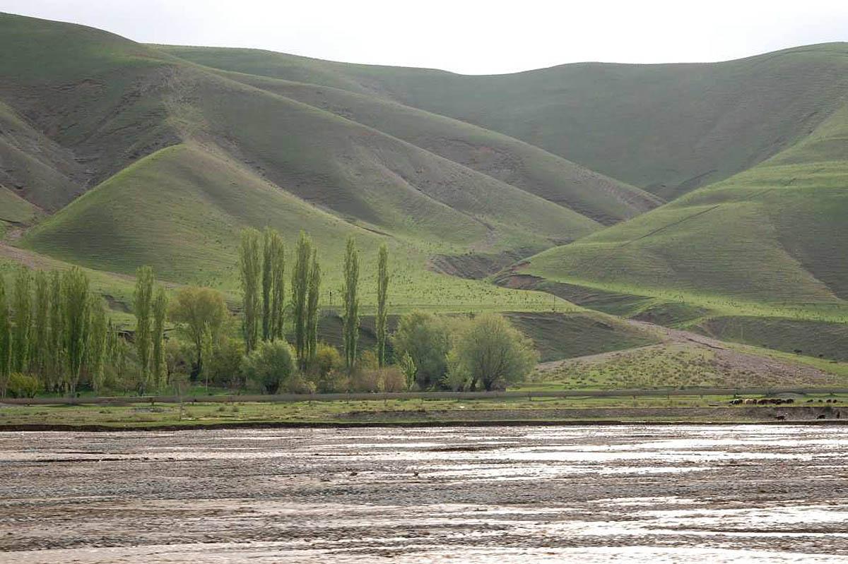 Ферганская долина, Киргизия