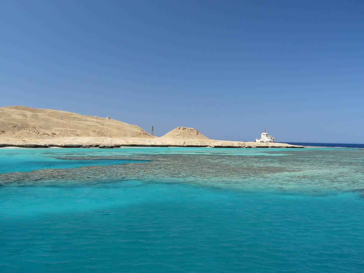 Giftun Island, Hurghada, Egypt