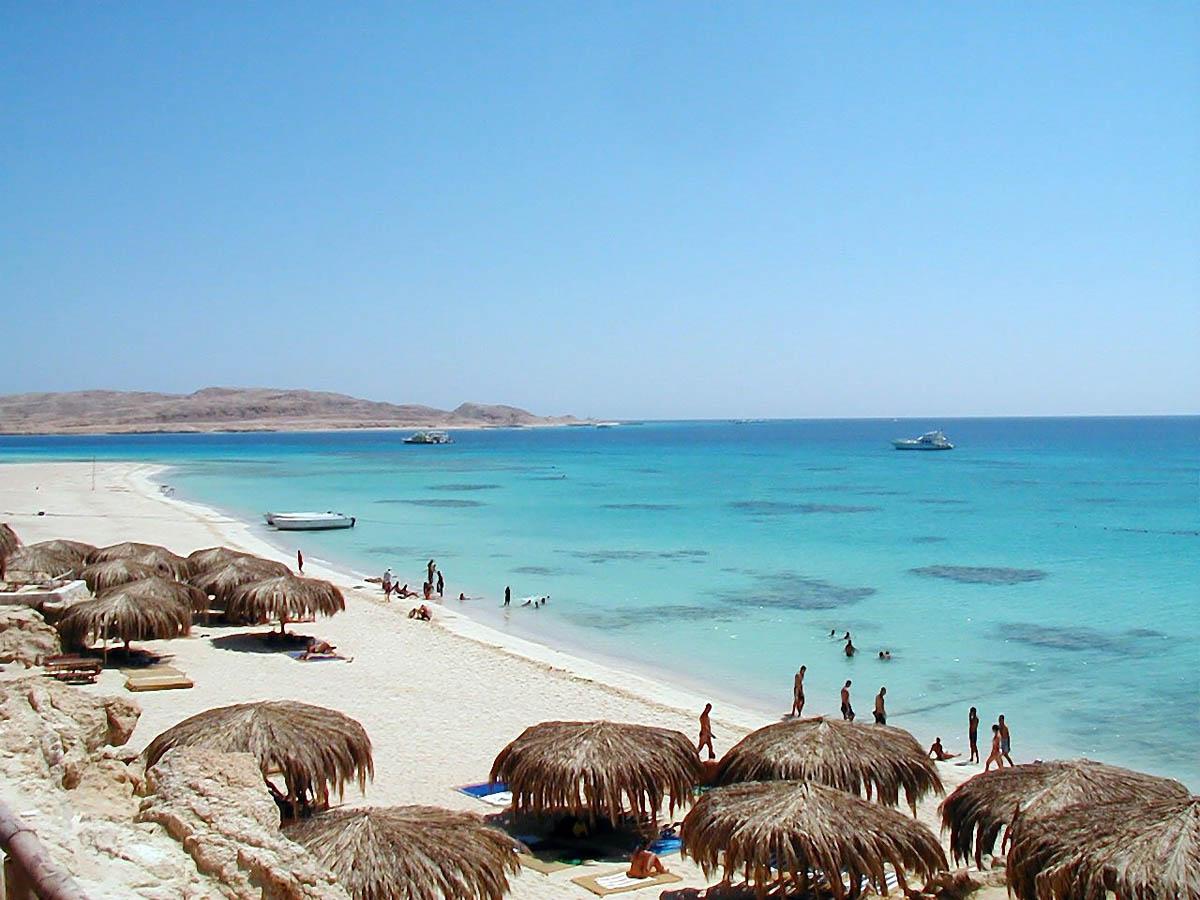 Giftun Island, Hurghada