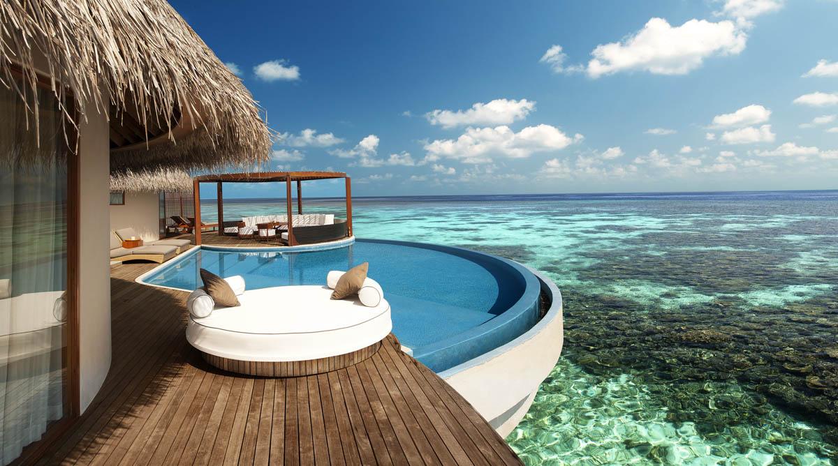 Hulule island, Maldives