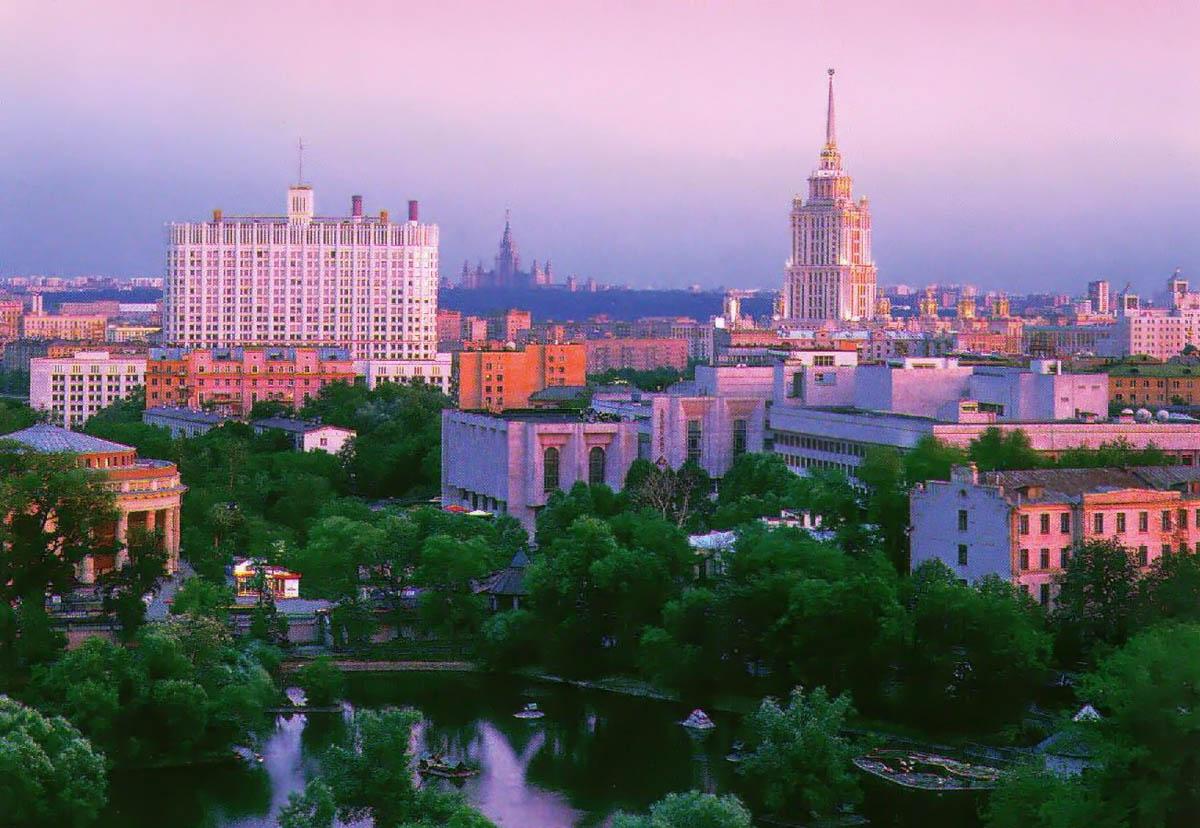 Красная Пресня, Москва, Россия