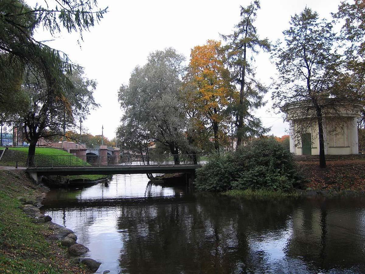 Лопухинский сад, дача Громова, Санкт-Петербург