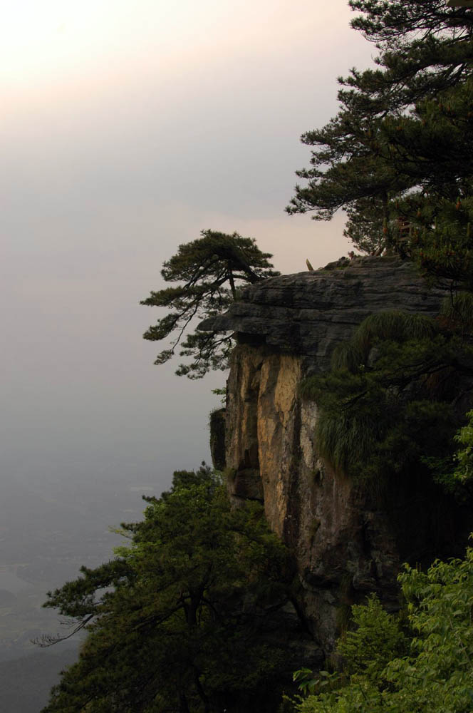 Lu Shan in Jiangxi, China
