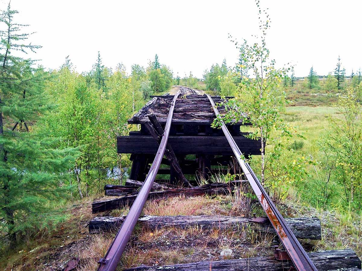 Мертвая дорога Сталина